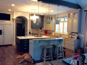 The Workmanship And Quality Was Unsurpassed. I Would Use Sam And His Staff  Again To Design And Build My Dream Kitchen.